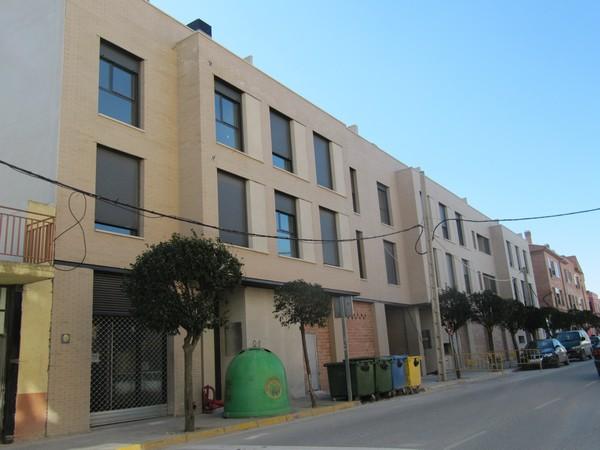 Alquiler opción compra 26 pisos Ribaforada
