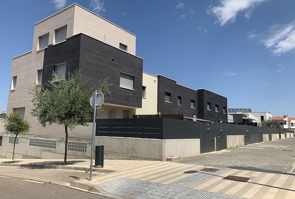 5 unifamiliares Tudela 2018 – 2