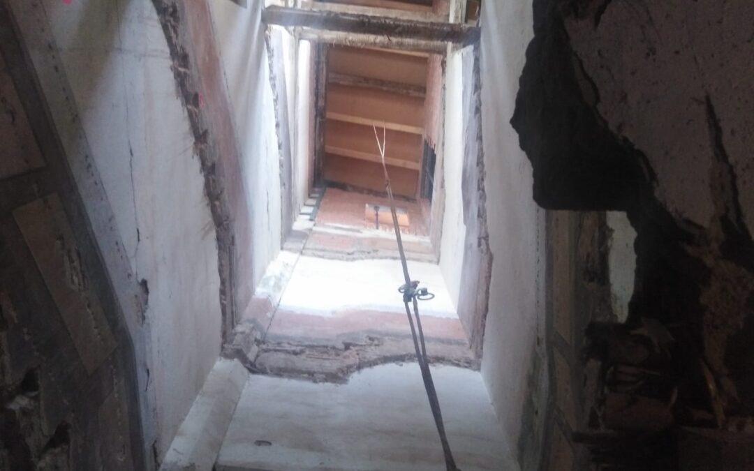 Rehabilitación 10 viviendas casco antiguo Tudela