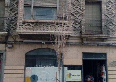 Rehabilitación 4 viviendas Av. Zaragoza Tudela